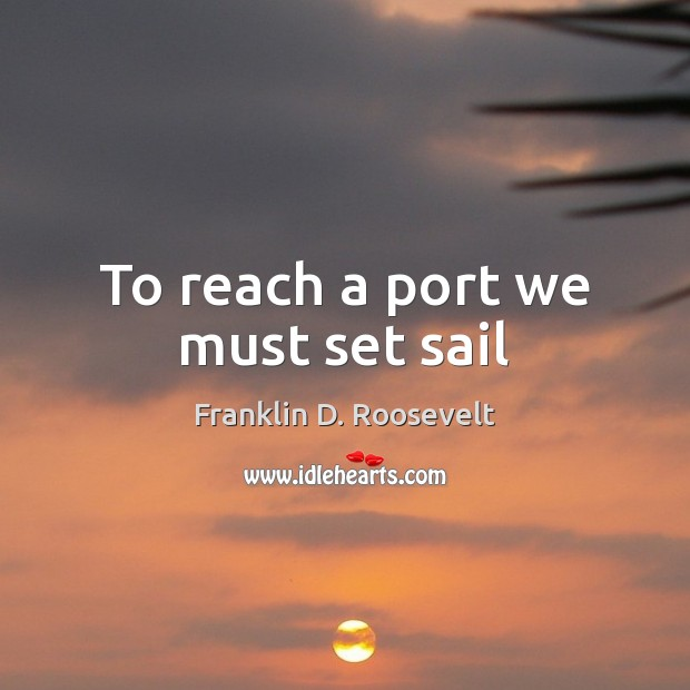 Picture Quote by Franklin D. Roosevelt