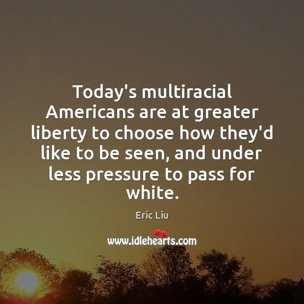 Image, Today's multiracial Americans are at greater liberty to choose how they'd like