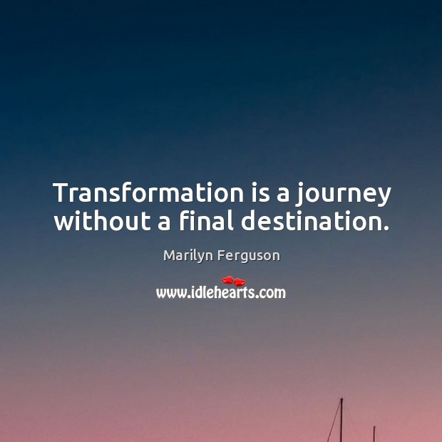transformative journey is a process that Transformative wave is the industries start your journey to find the significant energy savings and quality installation process are just two of the.