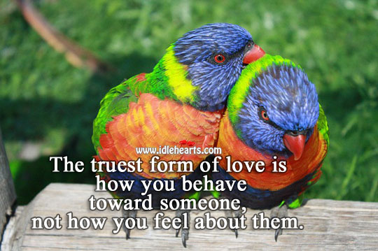 Image, The truest form of love