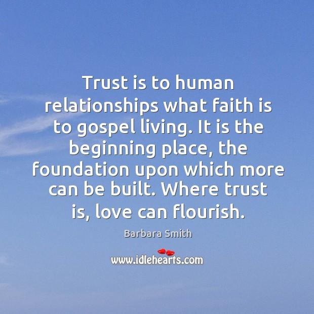 Trust Quotes
