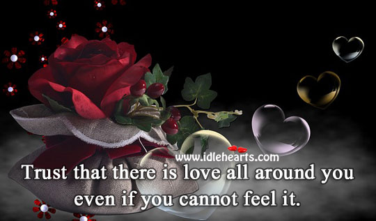 You're somebody's angel Heart Touching Quotes Image