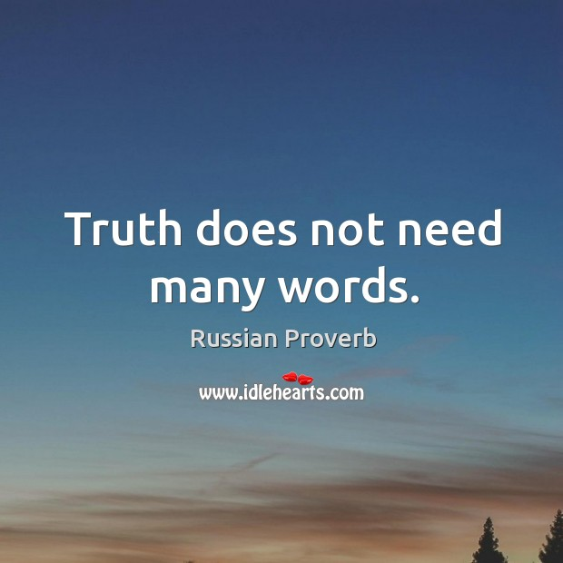 Russian Proverbs