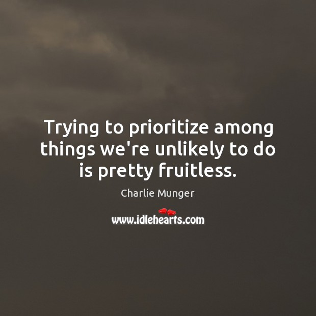 Picture Quote by Charlie Munger