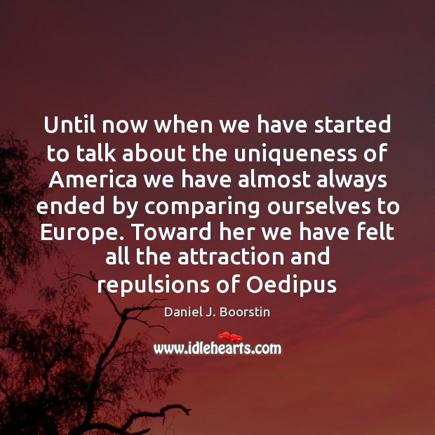 Image, Until now when we have started to talk about the uniqueness of