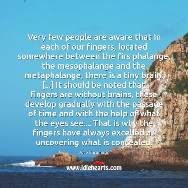 Image, Very few people are aware that in each of our fingers, located