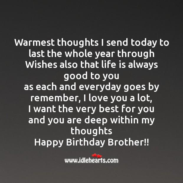 Happy Birthday Messages