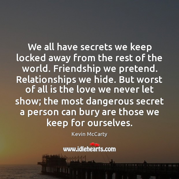 Secret Quotes Image