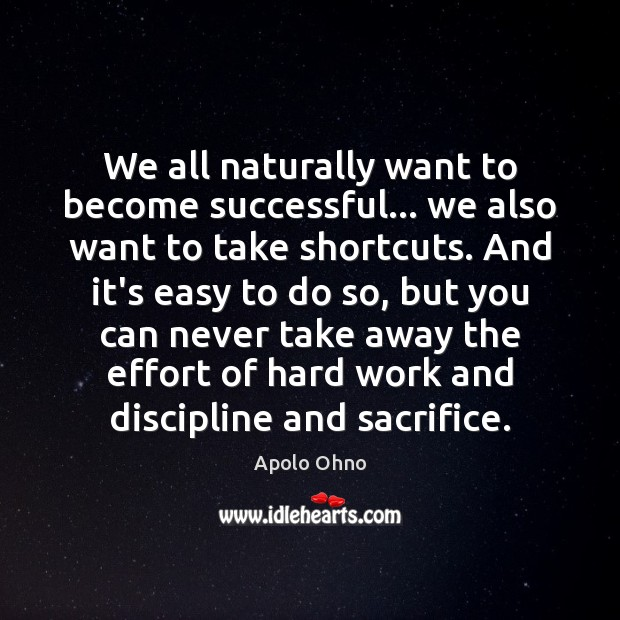 We all naturally want to become successful… we also want to take Image