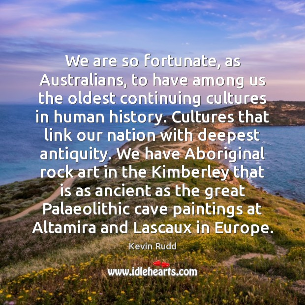 Image, We are so fortunate, as Australians, to have among us the oldest