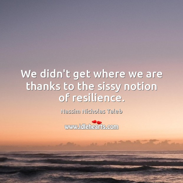Picture Quote by Nassim Nicholas Taleb