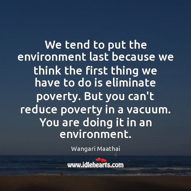 Environment Quotes Image