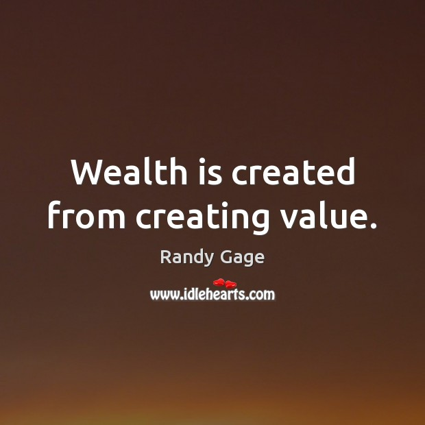 Wealth Quotes Image