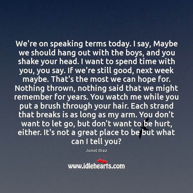 Let Go Quotes