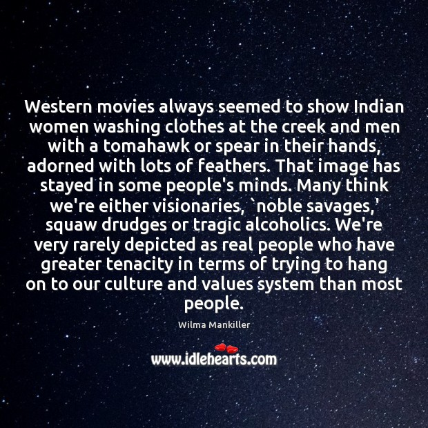 Image, Western movies always seemed to show Indian women washing clothes at the