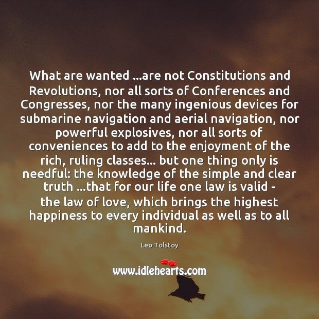 Image, What are wanted …are not Constitutions and Revolutions, nor all sorts of