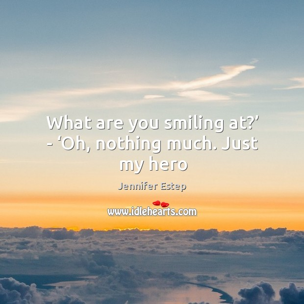 Picture Quote by Jennifer Estep