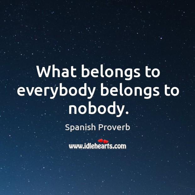 english belongs to everyone