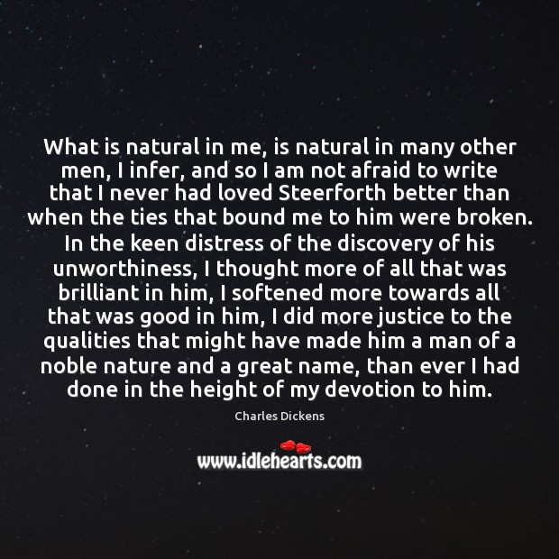 What is natural in me, is natural in many other men, I Image