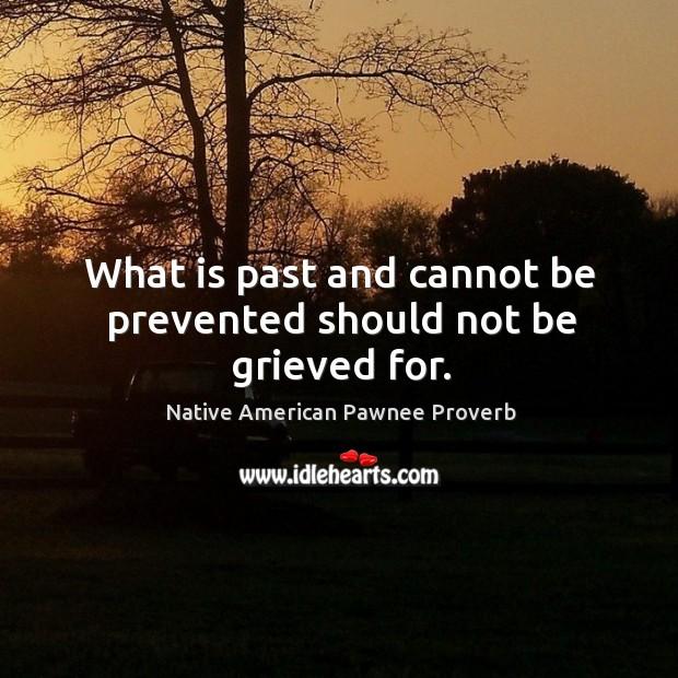 Native American Pawnee Proverbs