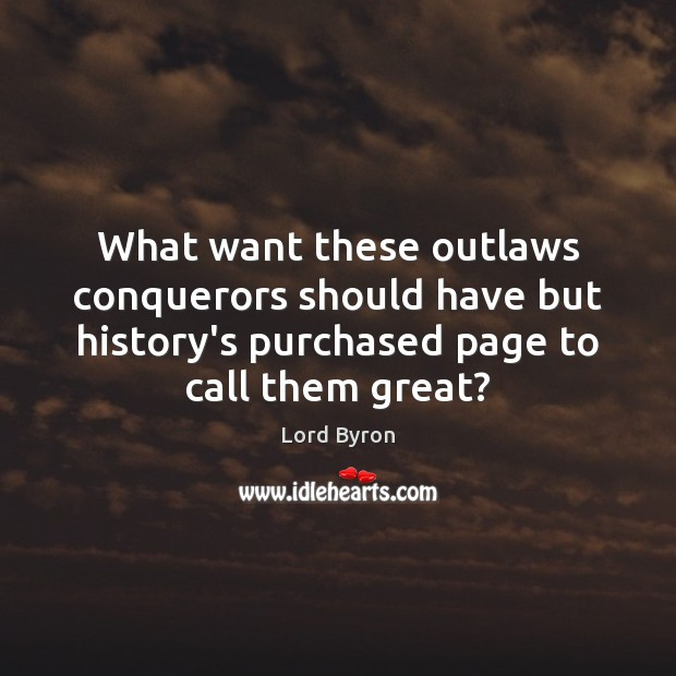 What want these outlaws conquerors should have but history's purchased page to Image