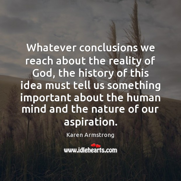 Picture Quote by Karen Armstrong