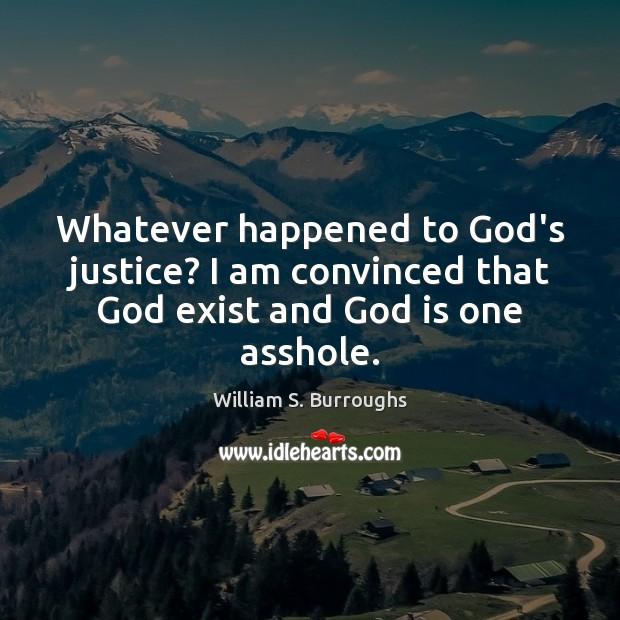 Are mistaken. Is god an asshole final