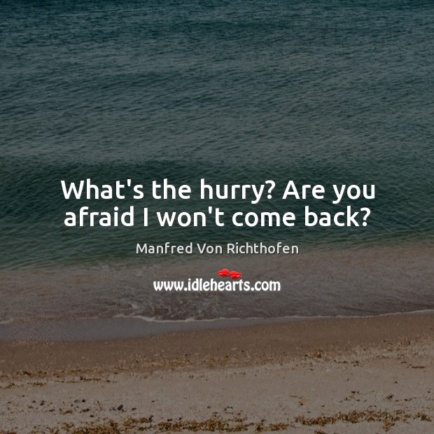 Afraid Quotes