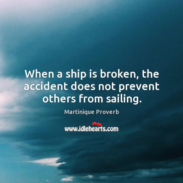 Martinique Proverbs