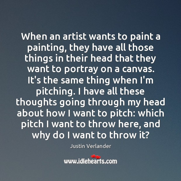 When an artist wants to paint a painting, they have all those Image
