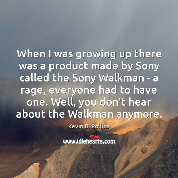 When I was growing up there was a product made by Sony Image