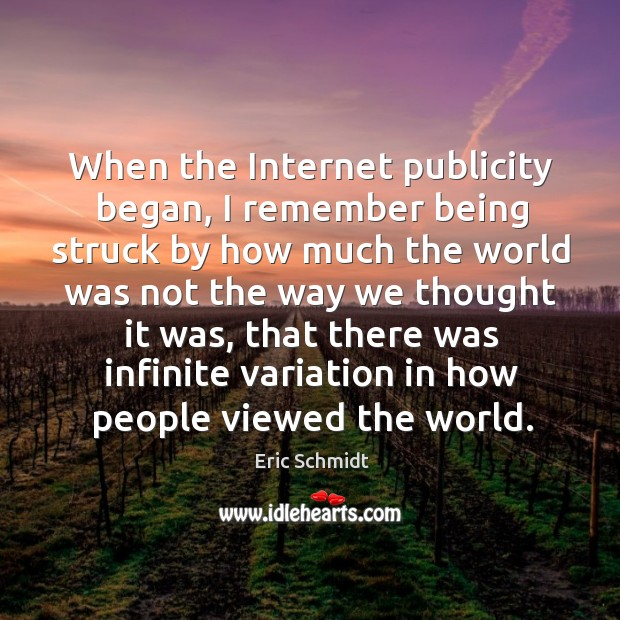 Picture Quote by Eric Schmidt