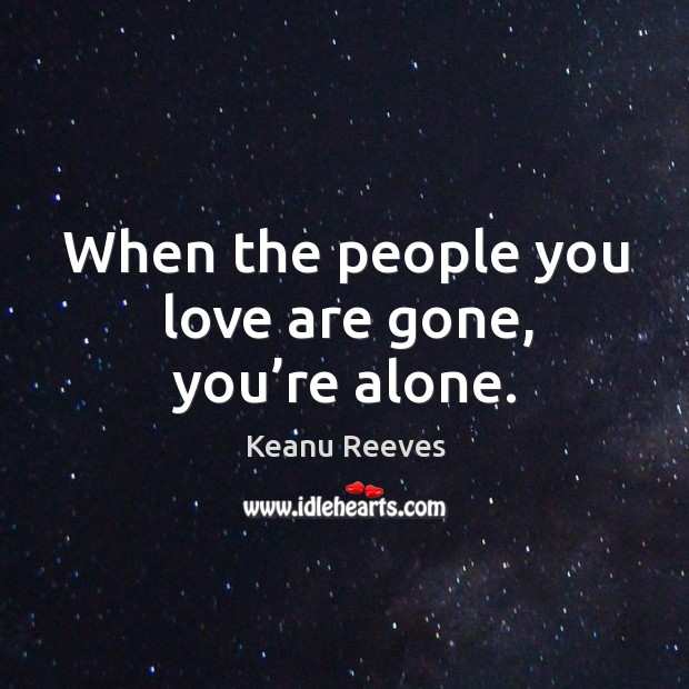 Picture Quote by Keanu Reeves