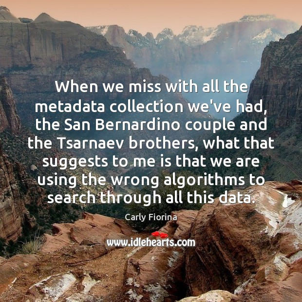 When we miss with all the metadata collection we've had, the San Brother Quotes Image