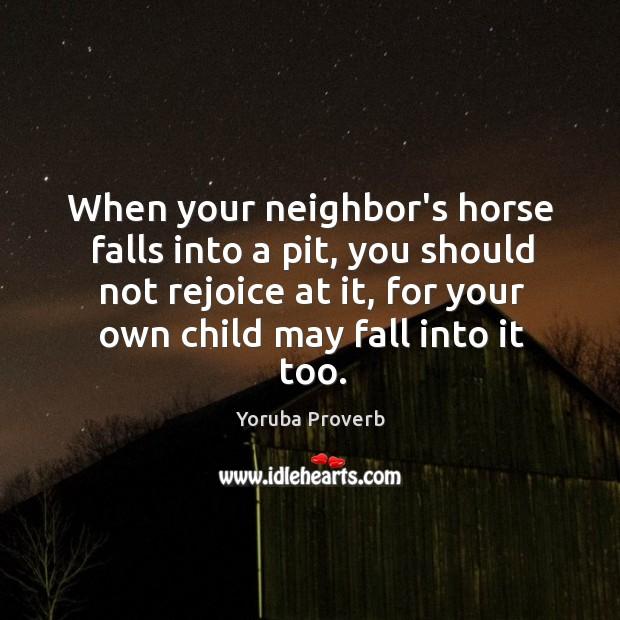 Yoruba Proverbs