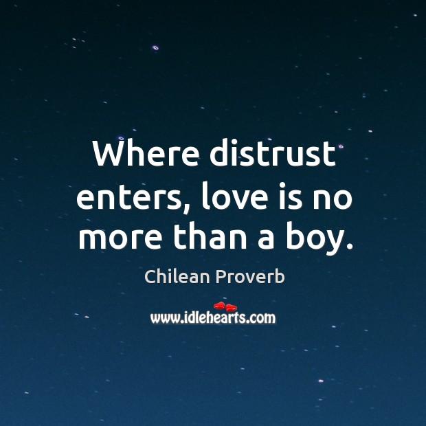 Chilean Proverbs