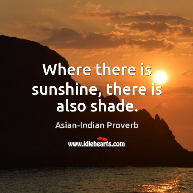 Asian-Indian Proverbs