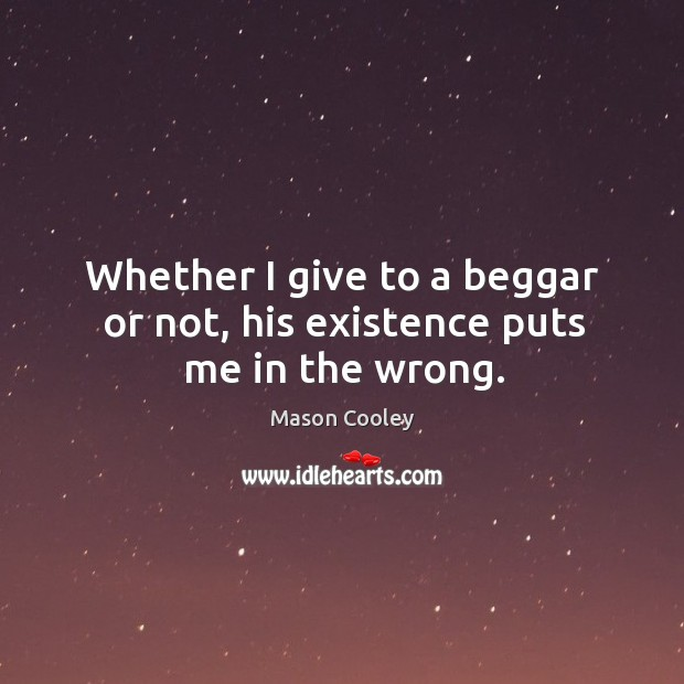 Picture Quote by Mason Cooley