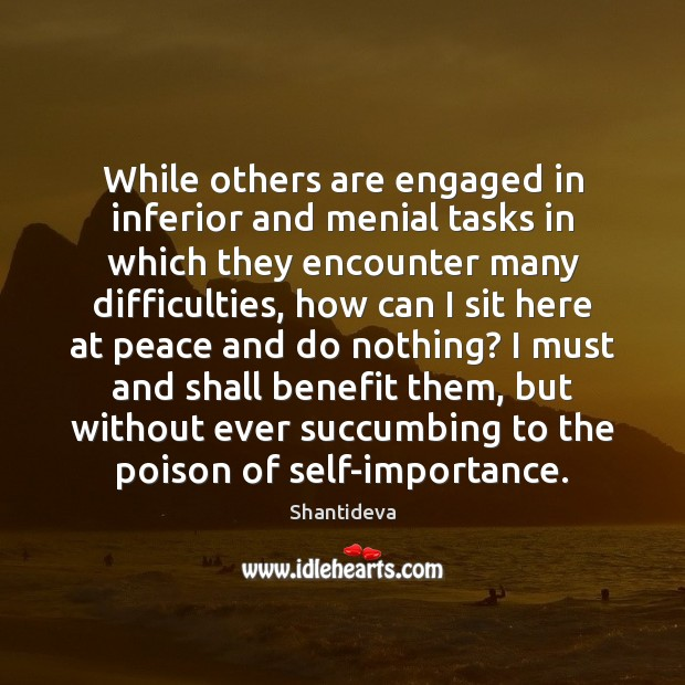 While others are engaged in inferior and menial tasks in which they Image