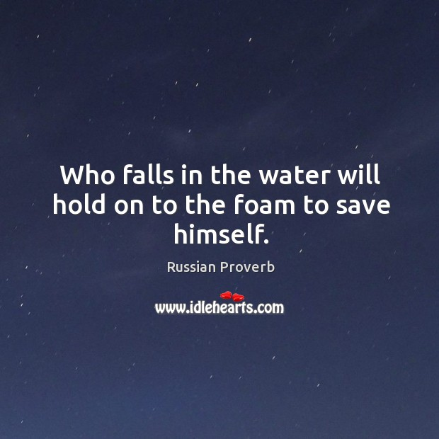Russian Proverb Image