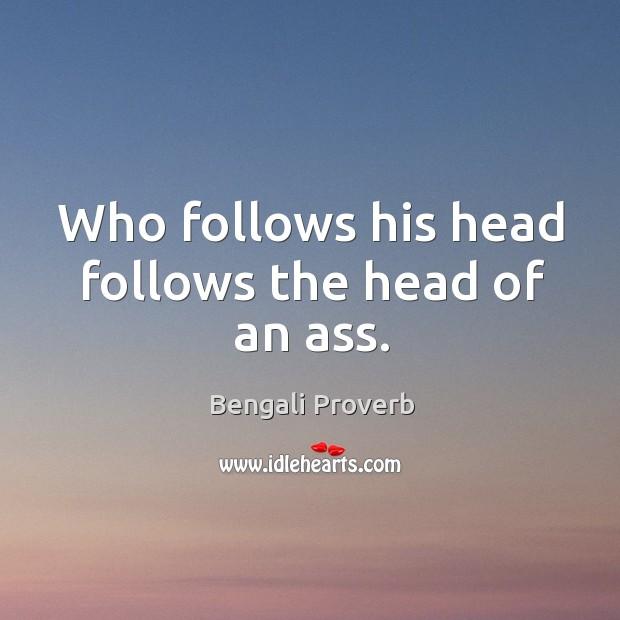 Bengali Proverbs