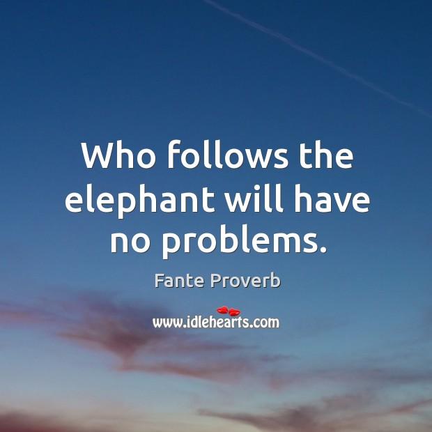 Fante Proverbs