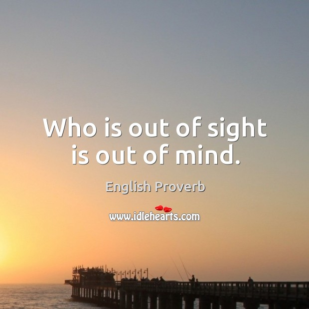Image, Mind, Out, Sight, Who