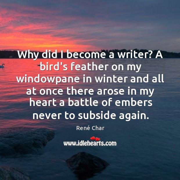 become an essayist