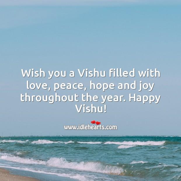 Vishu Messages