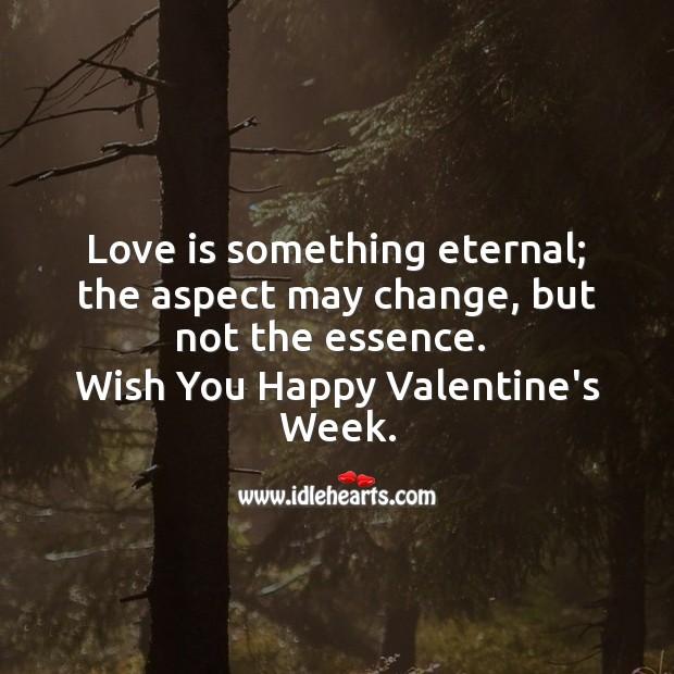 Image, Wish you happy valentine's week.