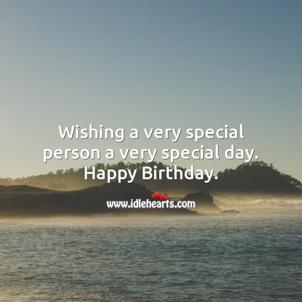 Happy Birthday Messages