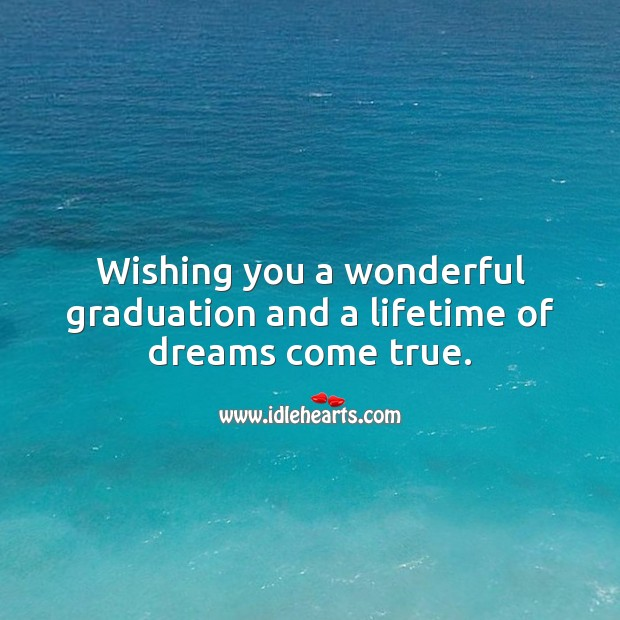 Graduation Messages