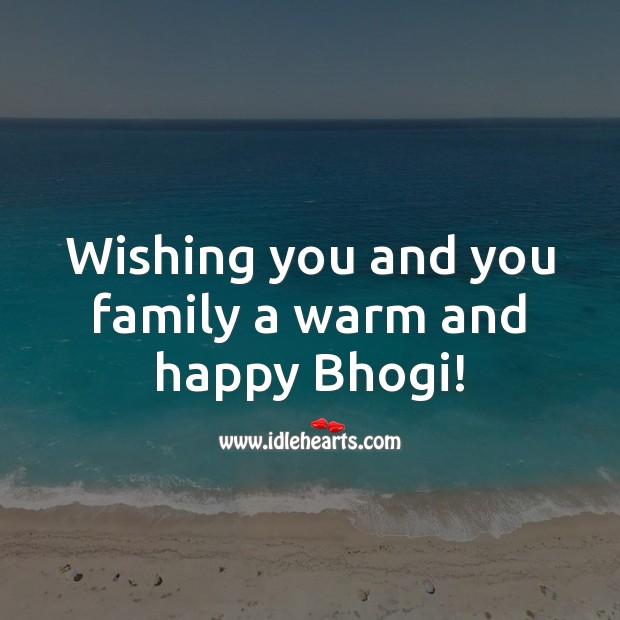 Bhogi Wishes