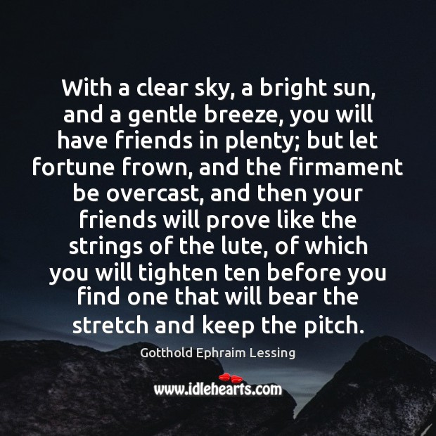 With a clear sky, a bright sun, and a gentle breeze, you Image